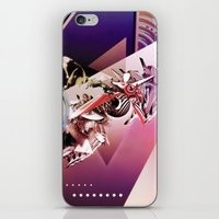 Flight Of Ikaru iPhone & iPod Skin