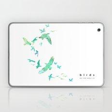Birds of the arctic Laptop & iPad Skin