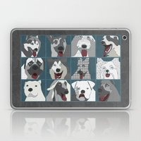 Dogs horizontal Laptop & iPad Skin