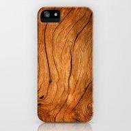 Wood Texture 99 iPhone (5, 5s) Slim Case