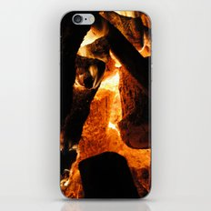 hell hole iPhone & iPod Skin