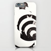 iPhone & iPod Case featuring Deconstruction II (Void) by Stefan Volatile-Wood