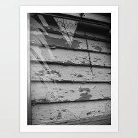 Houseghost 1035 Art Print