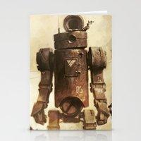 Boiler Stationery Cards