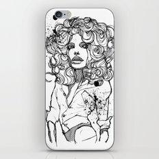 Original Tears iPhone & iPod Skin