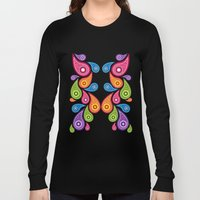 Crazy Paisley Long Sleeve T-shirt