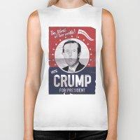 CRUMP ! Biker Tank