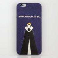Disney Villain - Evil Queen iPhone & iPod Skin