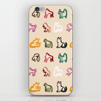 AMINALS iPhone & iPod Skin