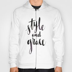 Style and Grace Hoody