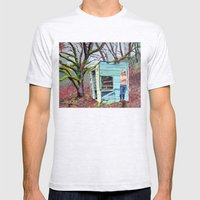 Lewiston Biltmore Mens Fitted Tee Ash Grey SMALL