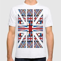 This Is England Mens Fitted Tee Ash Grey SMALL