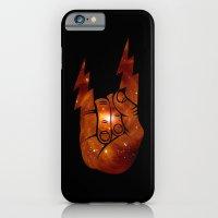 Space Rocks iPhone 6 Slim Case