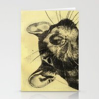 Rat 4 Stationery Cards