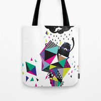 Creepy World Tote Bag