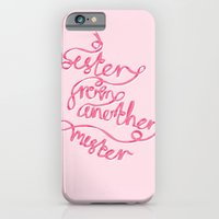 Sister From Another Mist… iPhone 6 Slim Case