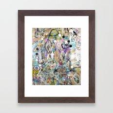 MARAKAME Framed Art Print
