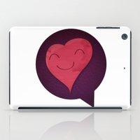 Pushing Love Like Pimps iPad Case