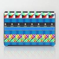 NEX GEN BLUE iPad Case