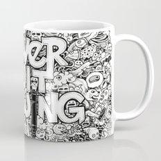 Never Quit Drawing Mug