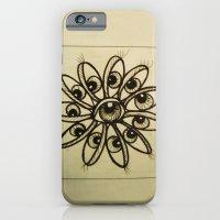 Eye Flower iPhone 6 Slim Case