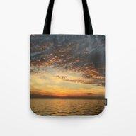 P.S. Sunset  Tote Bag