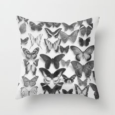 Wings II Throw Pillow