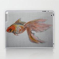 Goldfish Pond (close up #9) Laptop & iPad Skin