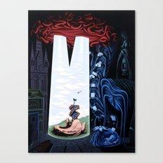 The Pleasant Plunder Canvas Print