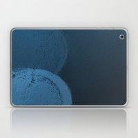 Dark Night Blues Laptop & iPad Skin