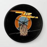 ZZ COP Wall Clock