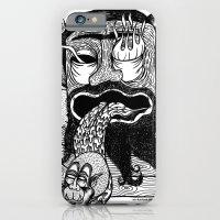 bruno is my enemy iPhone 6 Slim Case