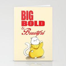 Big Bold & Beautiful Stationery Cards