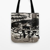 Architect Invader Tote Bag