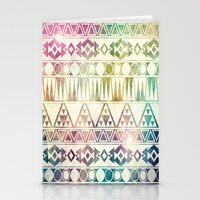 Tribal Horizons Stationery Cards