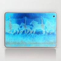Sunset Run Laptop & iPad Skin