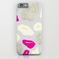 Leopard print 2 iPhone 6 Slim Case