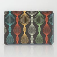 Geo Bulbs iPad Case