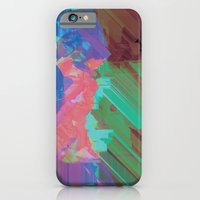 Glitchy 3 iPhone 6 Slim Case