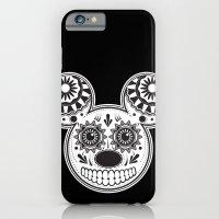 This Ain't Disney Sugar Skull iPhone 6 Slim Case