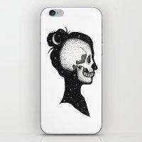 Cloud Walker iPhone & iPod Skin
