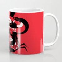 Mister Monster Mug