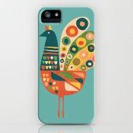 Century Hen iPhone (5, 5s) Slim Case