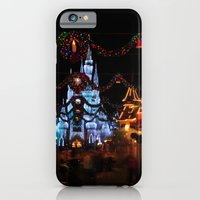 iPhone & iPod Case featuring Christmas Castle I by Natasha Crosby