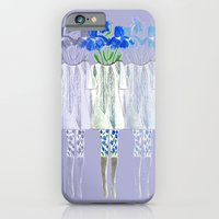Iris Illustration iPhone 6 Slim Case