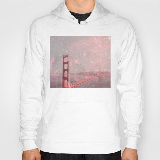 Stardust Covering San Francisco Hoody