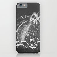 Narwhal Skewer iPhone 6 Slim Case