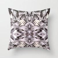 AMERICAN NATIVES KALEIDO… Throw Pillow