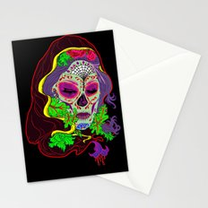 Darlin' Of The Dead Stationery Cards