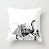 Got Ink ? Throw Pillow